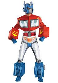 optimus prime super deluxe retro costume now