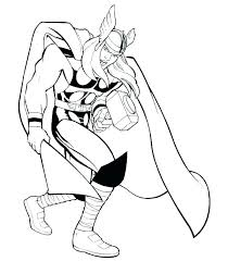 Coloring Pages Marvel Marvel Superhero Coloring Pages To Print