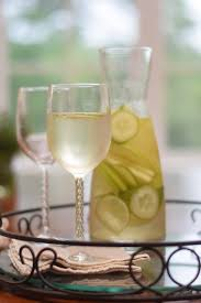 oh yum this white wine sangria recipe is perfect for a hot summer evening