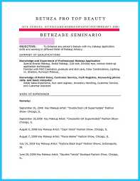 resume exles for jobs with little experience cover letter job makeup artist resume sles