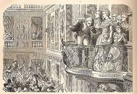french revolution for kids women s on versailles drawing of lafayette on balcony marie antoinette