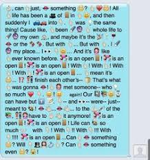 31 Best Emoji Song Lyrics Images Emoji Funny Texts Emoji