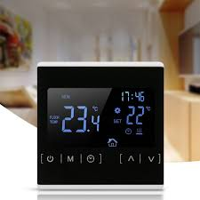 TOP <b>MH1822</b> heating <b>floor</b> heating thermostat | Shopee Singapore