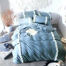 custom printed duvet covers uk hot 100 washed cotton y lace reactive printed bedding set duvet