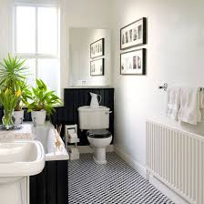 white bathroom ideas. Wonderful Ideas Black And White Bathroom Design Ideas To E