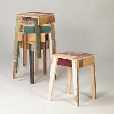 recycled wooden furniture. Stylish Eco-Furniture Recycled Wooden Furniture