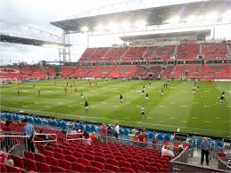 Bmo Field Seating Chart Seat Number Bmo Field Seating Chart