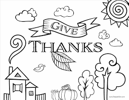 Happy Thanksgiving Coloring Pages Coloring Pages Of Happy
