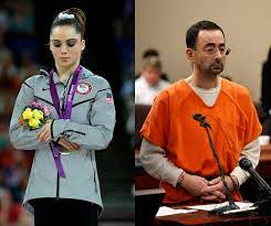 Sexual Abuse by Larry Nassar ...