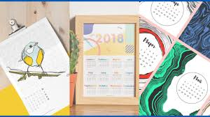 Calendar Sample Design Best 48 Stunning Calendar Designs For Inspiration Updated