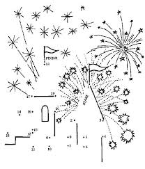 dot to dot 4th of july dot to dot worksheets ♥ our english site ♥ on idiom worksheets 4th grade