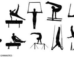 gymnastics silhouette male vault gymnastics silhouette32 silhouette