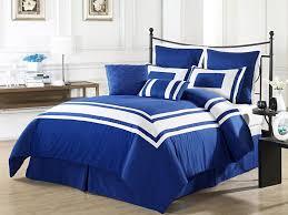 royal blue duvet cover king
