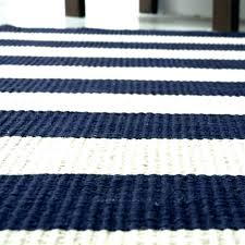 white striped rug 9x12 black