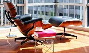 The Iconic Eames Lounge Chair and Ottoman - Fresh and Beautiful - YouTube