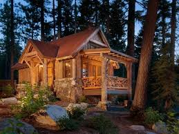 Small House Plans With Loft And Porch Small Cabin Plan With Loft Tiny Cottage Plans