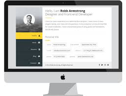 Create Personal Resume Website Free And Easy Profilecrunch