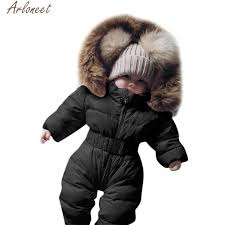 arloneet infant baby boys girls coat baby winter coat newborn 0 3 months winter clothes boy kids down parka toddler down coat from jamani3 29 77 dhgate