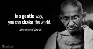 Famous Gandhi Quotes Classy Top 48 Most Inspiring Mahatma Gandhi Quotes Of All Time
