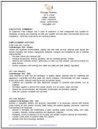 Resume Restaurant Manager Sample Template Of An Excellent Restaurant Manager Resume