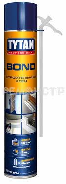 <b>Пена</b>-<b>клей</b> многоцелевая 750 мл <b>Bond</b> Straw <b>Tytan</b> Professional ...