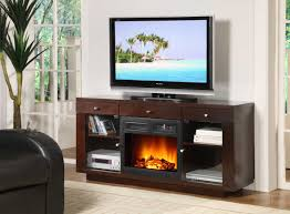 homelegance saphire tv stand with electric fireplace