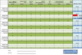 Excel Time Sheets Templates Monthly Timesheet Templates Excel