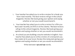 write about something that s important writing reviews fce revision conducting peer reviews uw madison writing