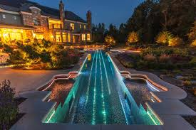 swimming pool lighting design. Fine Pool Impressive Swimming Pool Lights Lighting Ideas And Design From  Romantic Outdoor Lighting Sourcesimplepooltipscom To L