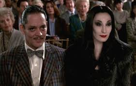 do your part carly and robin as gomez and morticia addams 2016 autostraddle