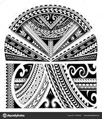 маори в стиле рукав орнамент векторное изображение Akvlv 174299424