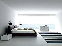 modern bedroom white. Delighful White Minimal Bedroom Ideas Trend Design  Contemporary Modern White Room Painted Throughout Modern Bedroom White