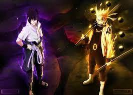 Naruto And Sasuke Anime Wallpapers ...