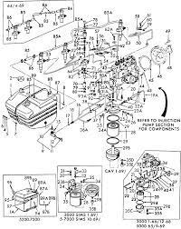 New holland 5000 series fuel system 09a03 fuel system diesel w rh partspring 4000 ford tractor injector pump ford tractor injector pump parts