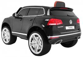 <b>Детский электромобиль Dake VW</b> Touareg Black 12V 2.4G - F666 ...