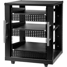 Locking Av Cabinet A V Component Stands Bh Photo Video