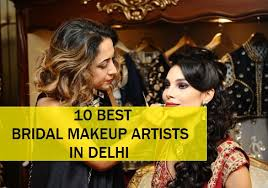 best indian hair and makeup artist in delhi
