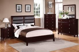 oak bedroom furniture dark brown cherry
