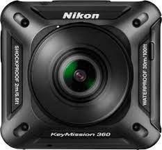 Nikon'dan 360 derece aksiyon kamerası: KeyMission 360 - Teknoblog