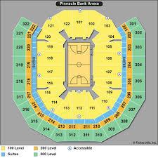 Nebraska Basketball Tickets 2018 2019 Cornhuskers Tickets