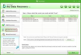 Data Recovery Professional Guide - How to Resume and Recover .