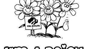 Small Picture daisy girl scout coloring pages to print Archives Cool Coloring