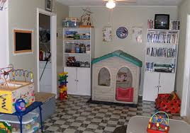 Sweet Small Toddler Room