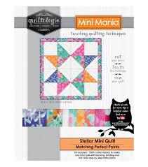 Quiltologie Mini Mania Quilt Kit 18 1/2