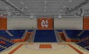 high school gym. North Cobb High School Gymnasium And Theatre Gym