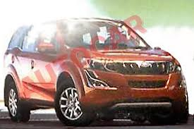 new car launches may 20152015 XUV500 Facelift Leaked Launch May be in 2 Months