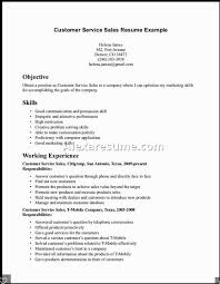 Skills For A Nice Resume Examples Skills Best Good Example Of Skills