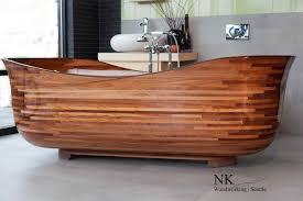 Wooden Bathtub Wood Bathtubs Wooden Bath Sculpture By Nk Woodworking Seattle