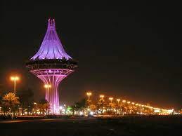 برج مياه الخرج في الرياض