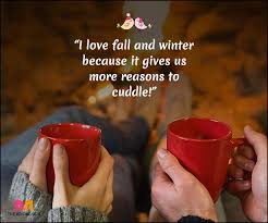 Quotes About Love Mesmerizing Winter Love Quotes 48 Quotes That Best Express A Lover's Heart